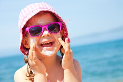 Kind Sonnenschutz Sonne Urlaub