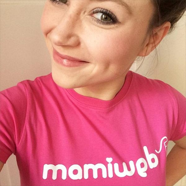 Frauheute im Mamiweb-Shirt