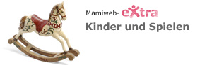 Kinder und Spielen