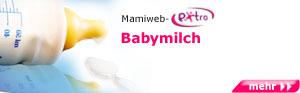 Ernaehrung fuers baby milch