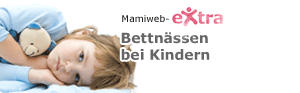 Bettnssen bei Kindern