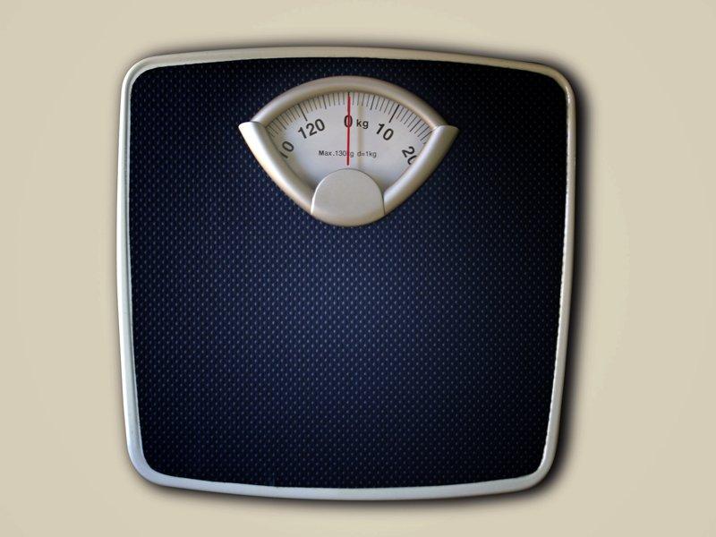 Gewichtszunahme bei Ödemen