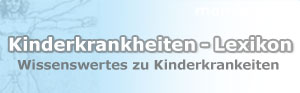 Kinderkrankheiten-Lexikon