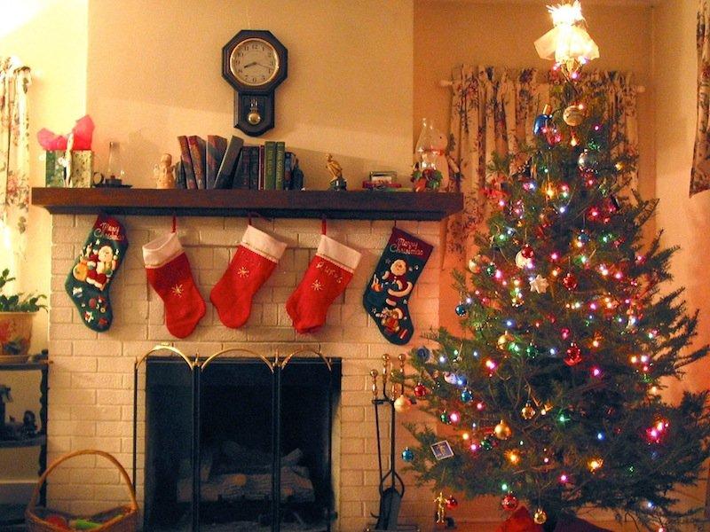 Wie entstand die Tradition vom Weihnachtsbaum? - Mamiweb.de
