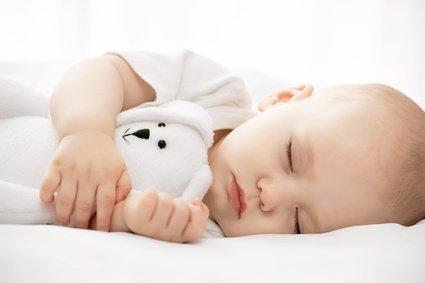 Blockade Baby Schlaf