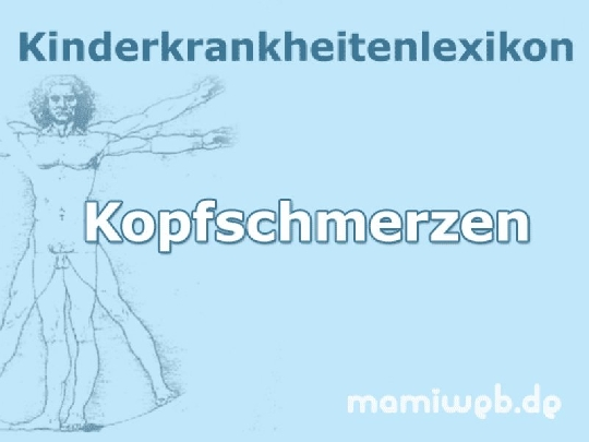 Kopfschmerzen