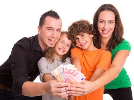 sparen-familie