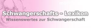 eXtra: Schwangerschafts-Lexikon