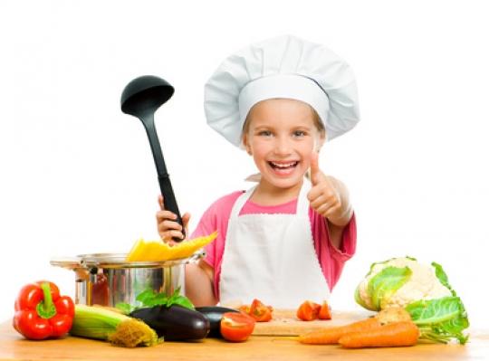 Kinder aufs leben vorbereiten kochen lassen for 4p kochen lassen