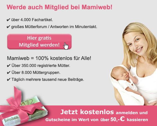 Mamiweb - das Portal für Mütter
