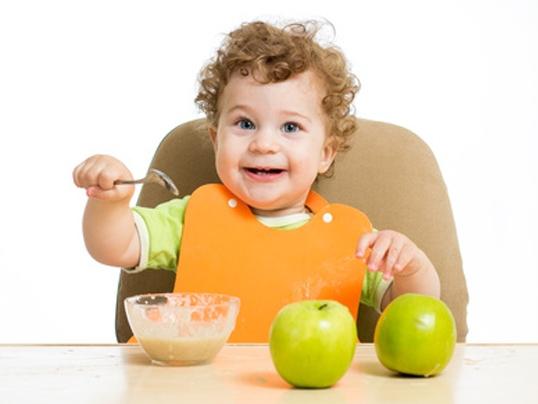 Die Ernährung vom Baby: Der Ernährungsplan