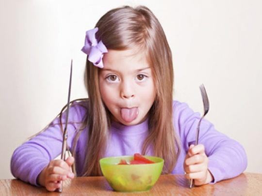 Mein kind will nicht essen
