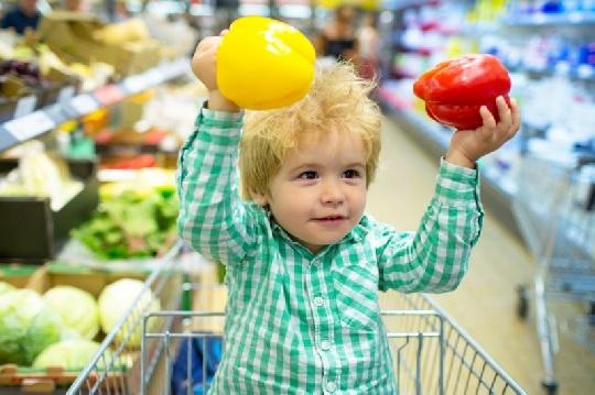 einkaufen-mit-kind