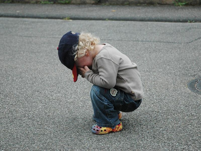Wie man beim trotzenden Kind eine Auszeit erfolgreich einsetzen kann