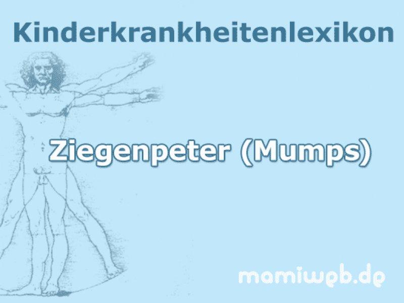 ziegenpeter-mumps