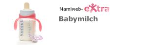 Milch fürs Baby