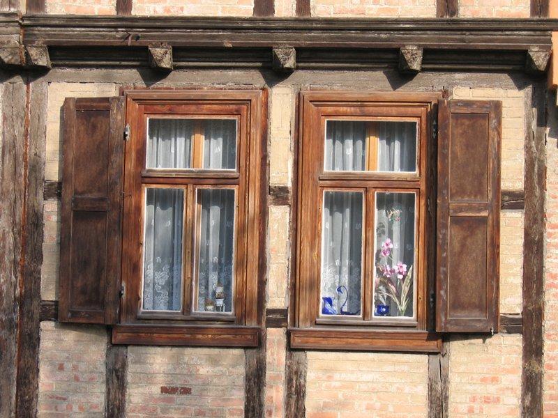 Fensterputzen - Haushaltstipps von Oma