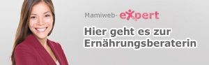 Mamiweb-Ernähurngsexpertin