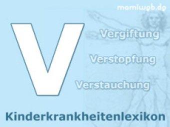 Kinderkrankheiten-Lexikon/V