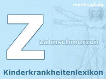 Kinderkrankheiten-Lexikon/Z