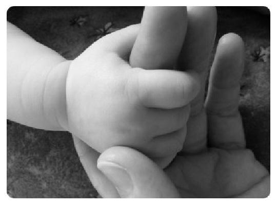 hand-neugeborenes