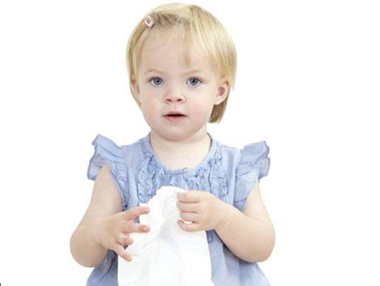 Neurodermitis beim Baby: Symptome