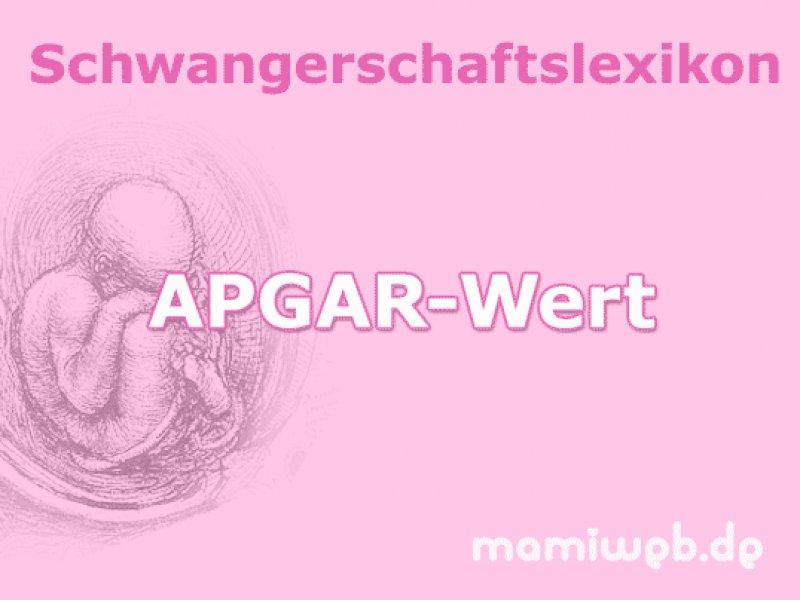 apgar-wert
