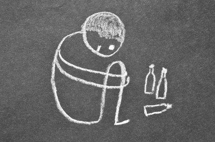 anzeichen-alkoholsucht
