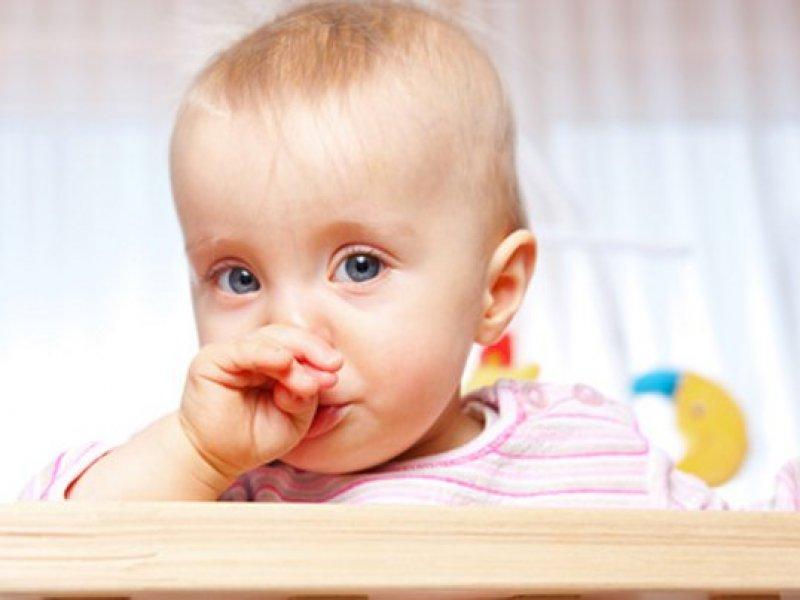 Schielen bei Babys
