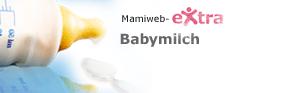 Babyernährung - Milch