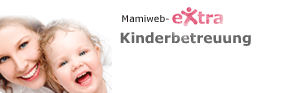 Mamiweb eXtra: Kinderbetreuung