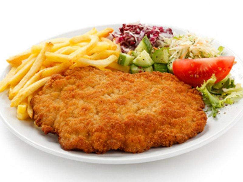schnitzel-paniert