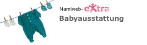Ausstattung fürs Baby