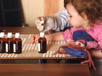 Allergietest bei Kindern