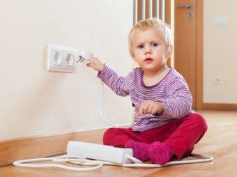 Stromunfall bei Kindern: Erste Hilfe und Vorbeugung