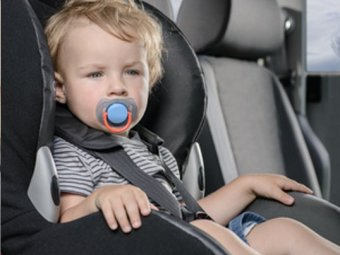 Sicherheit im Auto - Der Kindersitz und seine richtige Nutzung