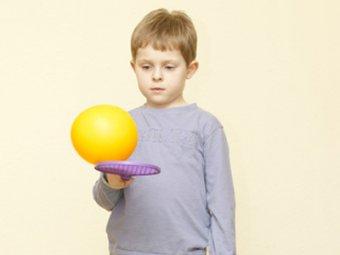 Frühförderung: Physiotherapie für Kinder