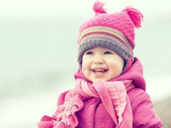 Der Kälte trotzen: Kinder im Winter richtig anziehen