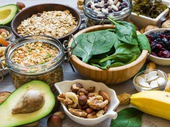 Nahrungsmittel Magnesium