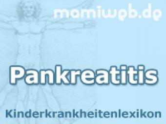 Pankreatitis bei Kindern