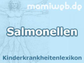 Salmonellen bei Kindern