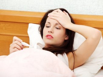 Fieber senken in der Schwangerschaft