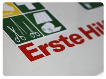 Notfall-Apotheke: Was in einem Haushalt mit Kindern vorhanden sein sollte