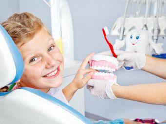 Zahnarztbesuch mit Kindern